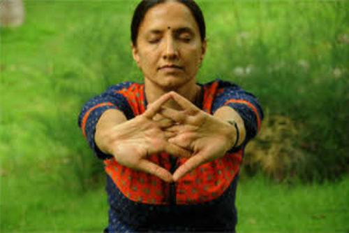 Forward Backward Stretch Yoga