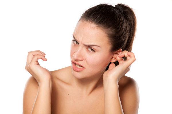 itchy ear