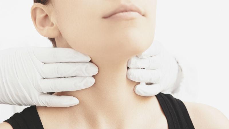 thyroid check